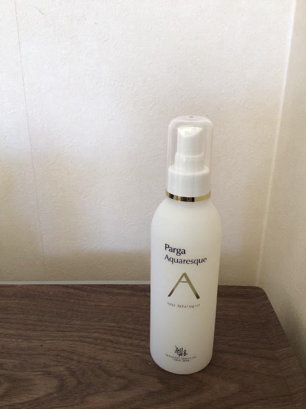 Parga アクアレスク 髪の化粧水