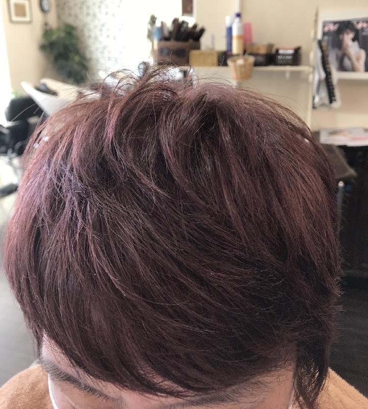 リッチカラー白髪染め